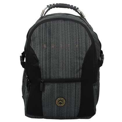 Mochila Rusty Diamond Black Grey