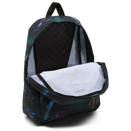 Mochila Vans Old Skool II Neo Jungle