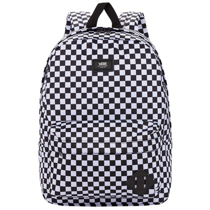 Mochila Vans Old Skool III Black White Checkerboard