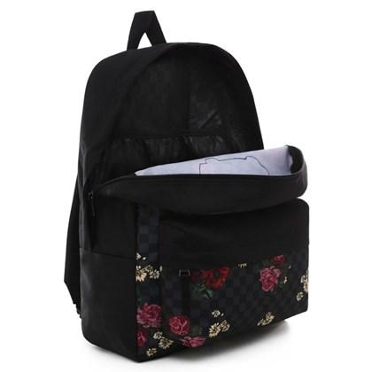 Mochila Vans Realm Backpack Botanical Check
