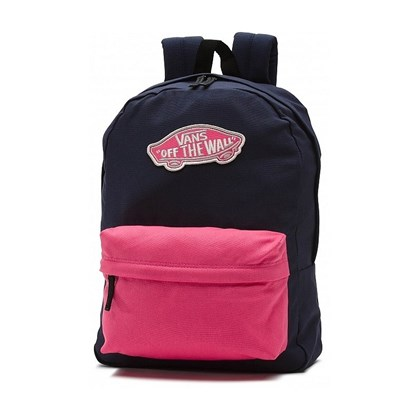 Mochila Vans Realm Backpack Divide Parisian Night Camellia Rose