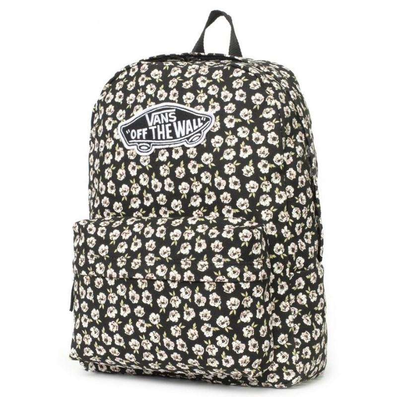 87f908421 Mochila Vans Realm Backpack Fall Floral - Surf Alive