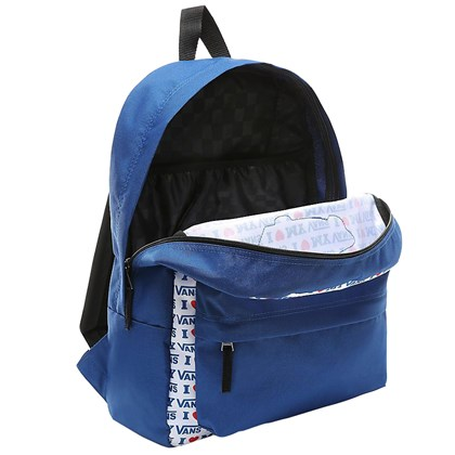 Mochila Vans Realm Backpack True Blue Vans