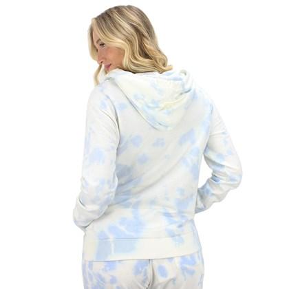 Moletom Billabong Surf Vibemsp Tie Dye Azul