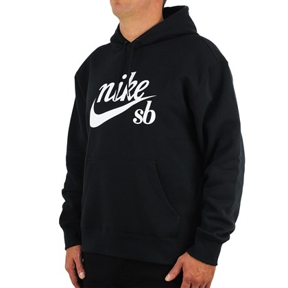 Moletom Nike SB Craft Canguru Black