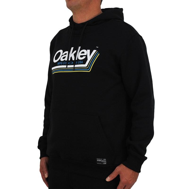 Moletom Oakley Tractor Label Blackout