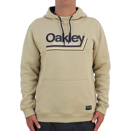 Moletom Oakley Tractor Label Khaki