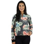 Moletom Rip Curl Arizona Active Feminino Black
