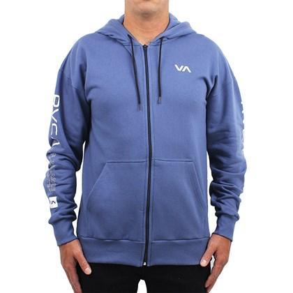 Moletom RVCA Sport Canguru Azul