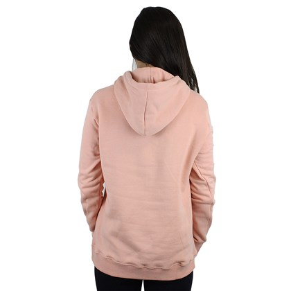 Moletom Vans Poppy Dream PO Hoodie Feminino Muted Clay