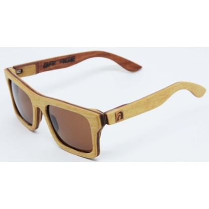 Óculos de Madeira Camburi Garage X Surf Alive Marfim