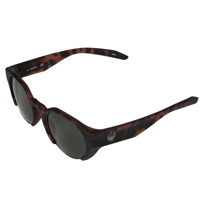 Óculos de Sol Dragon Compass Matte Tortoise G15 - Surf Alive 6836637b2b