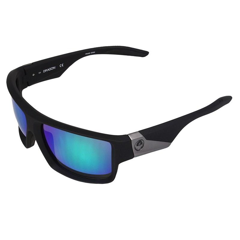 Óculos de Sol Dragon Deadlock Matte Black Green ION