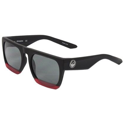 Óculos de Sol Dragon Dr Fakie Matte Black & Red Smoke