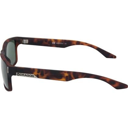 Óculos de Sol Dragon DR512S Count Matte Tortoise Green