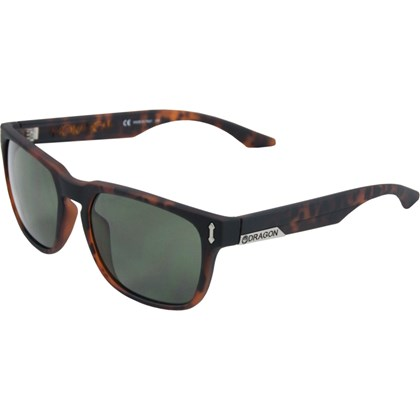 Óculos de Sol Dragon DR513S Monarch Matte Tortoise Green