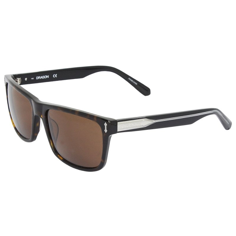 Óculos de Sol Dragon DR515S Blindside Shiny Tortoise Brown