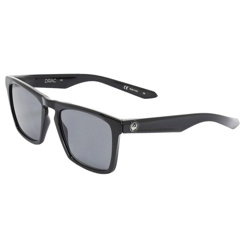 Óculos de Sol Dragon Drac Black Grey