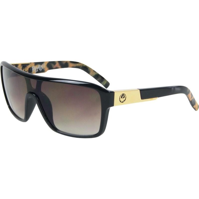 Óculos de Sol Dragon Jam Remix Leopard Bronze Gradient
