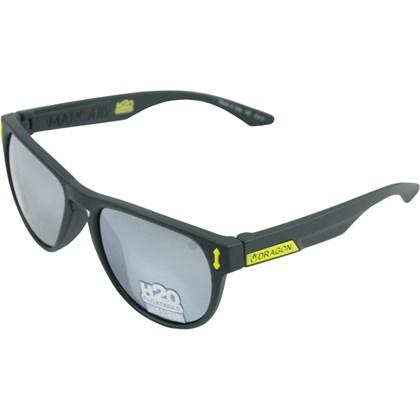 Óculos de Sol Dragon Marquis H2O Matte Magnet Grey Silver Polarizado