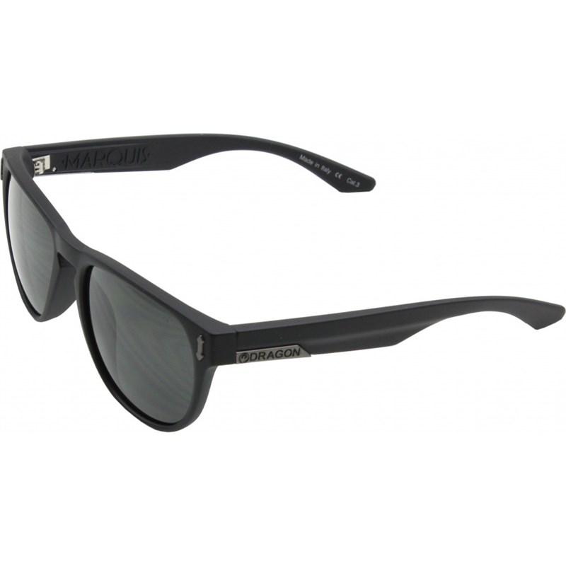 Óculos de Sol Dragon Marquis Matte Black Grey