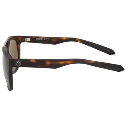 Óculos de Sol Dragon Proflect Polarizado Matte Tortoise Brown