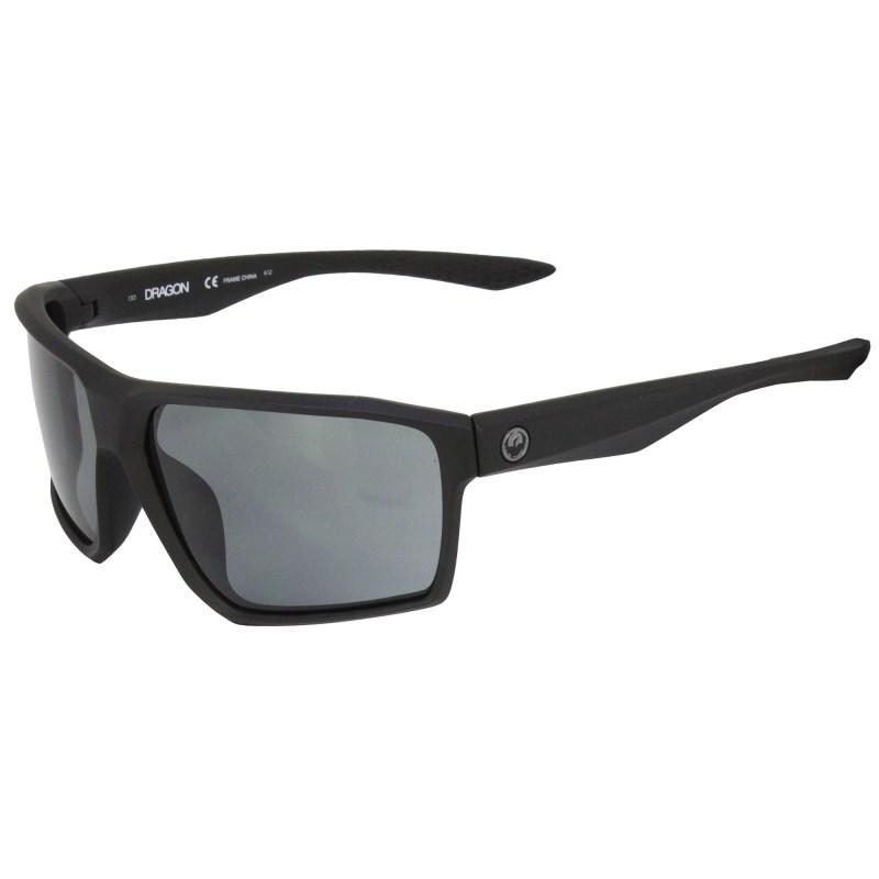 5baab50601033 Óculos de Sol Dragon Tenzig Matte Black Smoke - Surf Alive