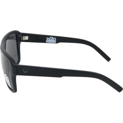 Óculos de Sol Dragon The Jam H2O Matte Black Grey Polarizado