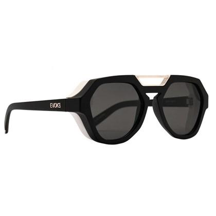 Óculos de Sol Evoke Avalanche A10 Black Matte Gray Total