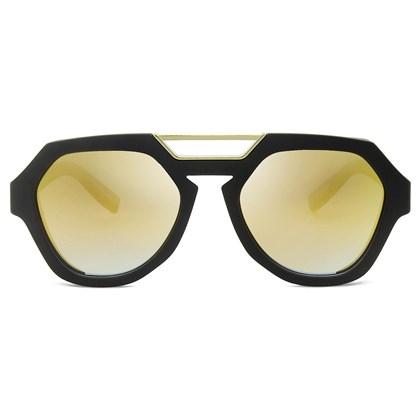Óculos de Sol Evoke Avalanche A11S Black Matte Light Gold