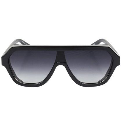 Óculos de Sol Evoke Avalanche Dive A01 Black Shine Black Gray Gradient