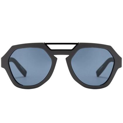 Óculos de Sol Evoke Avalanche GR02 Cement Grey Blue Oil Blue total