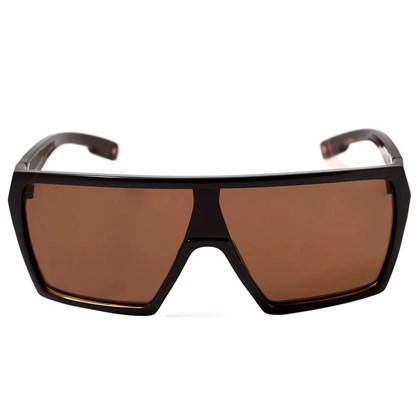 Óculos de Sol Evoke Bionic Alfa A21 Black Turtle Gold Brown