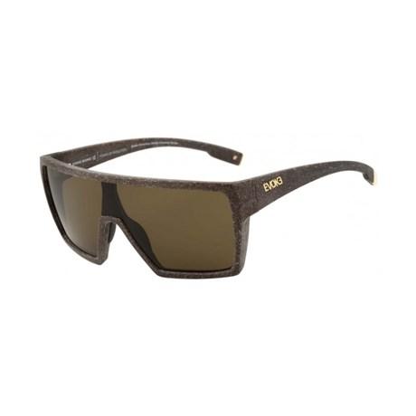 Óculos De Sol Evoke Bionic Alfa Coconut Brown Total