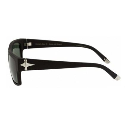 Óculos De Sol Evoke Capo I Black Matte Silver G15 Total