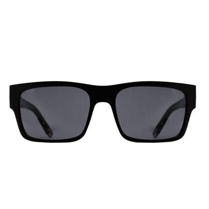 Óculos De Sol Evoke Capo I Crocodilus Silver Gray Total