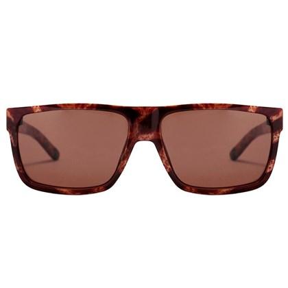 Óculos de Sol Evoke Capo V Radica Shine Brown Total