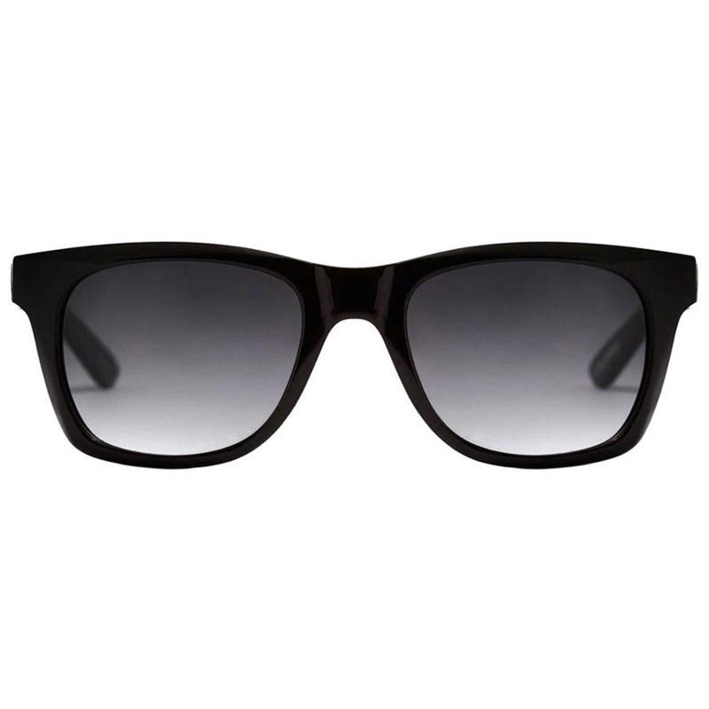 Óculos de Sol Evoke Diamond I A01G Black Shine Gray Gradient