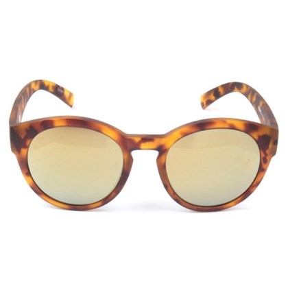 Óculos De Sol Evoke EVK 17 Demi Blonde Flash Gold