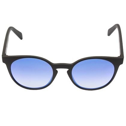 Óculos De Sol Evoke EVK 20 A11S Matte Black Blue Mirror