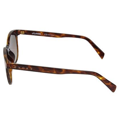 ... Óculos de Sol Evoke EVK 20 G21S Demi Shine Gold Flash e3c09a58d5
