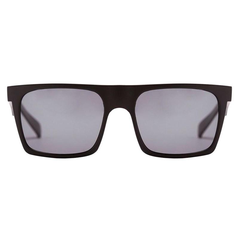 Óculos de Sol Evoke EVK 22 A01P Black Matte Gray Polarized