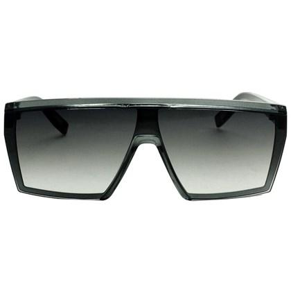 Óculos de Sol Evoke Futurah T01 Crystal Gray Silver Gray Gradient