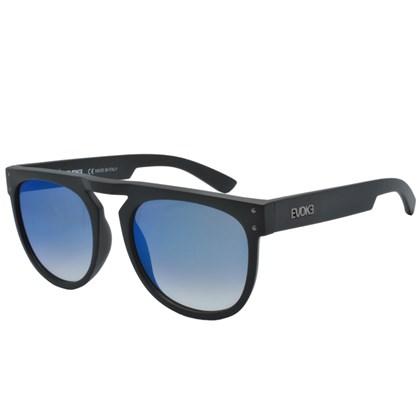 Óculos de Sol Evoke Ghost A11S Black Matte Gun Blue Flash