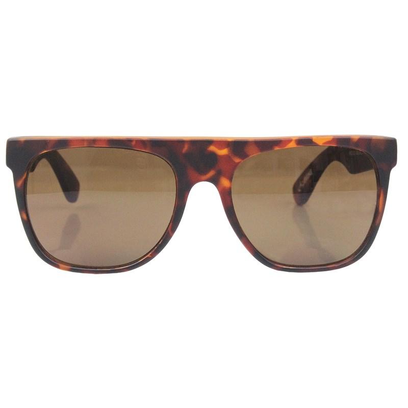 Óculos de Sol Evoke Haze G22 Turtle Matte Gold Brown total