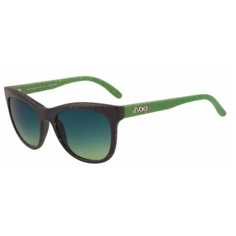Óculos De Sol Evoke Hybrid II A03 Preto e Verde