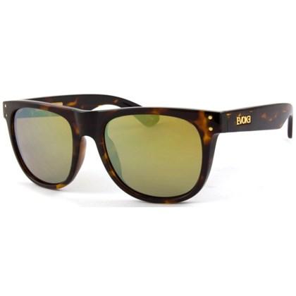 Óculos De Sol Evoke Onthe Rocks Turtle Gold Gold Mirror Flash