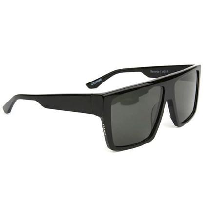 Óculos de Sol Evoke Reverse A01P Black Shine Green Polarized