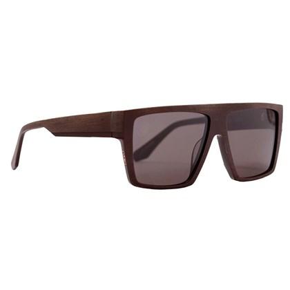 Óculos de Sol Evoke Reverse D01P Brown Sanded Brown Polarized