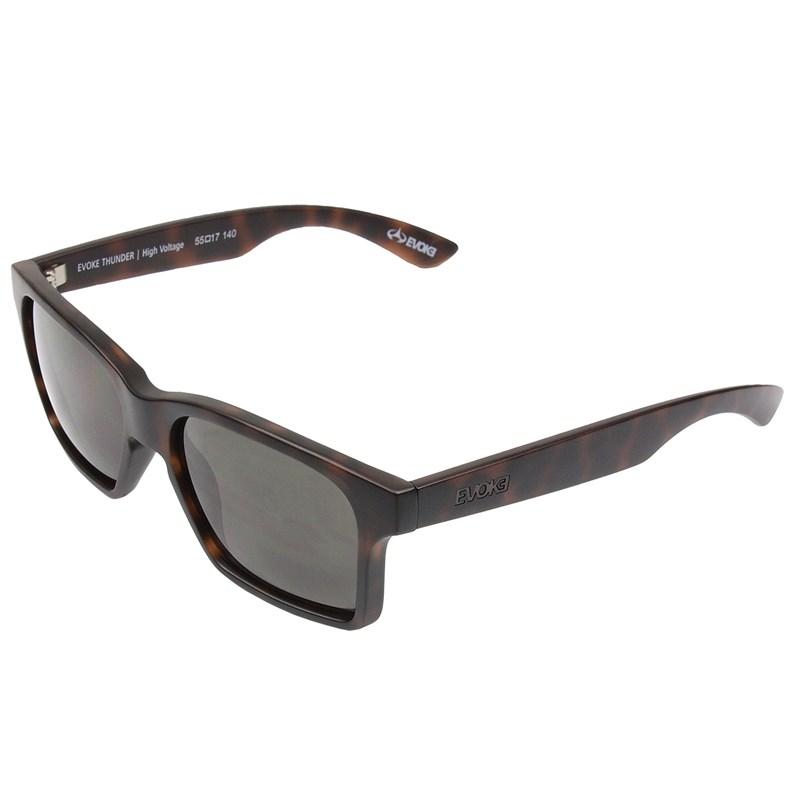 Óculos de Sol Evoke Thunder BR04 Turtle Grafiti Brown - Surf Alive 71fdd2ff4a